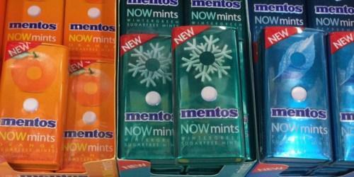CVS: FREE Mentos NOW Mints