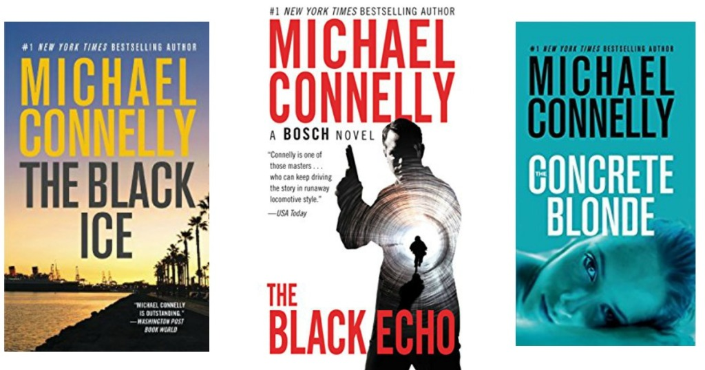 Michael Connelly Books
