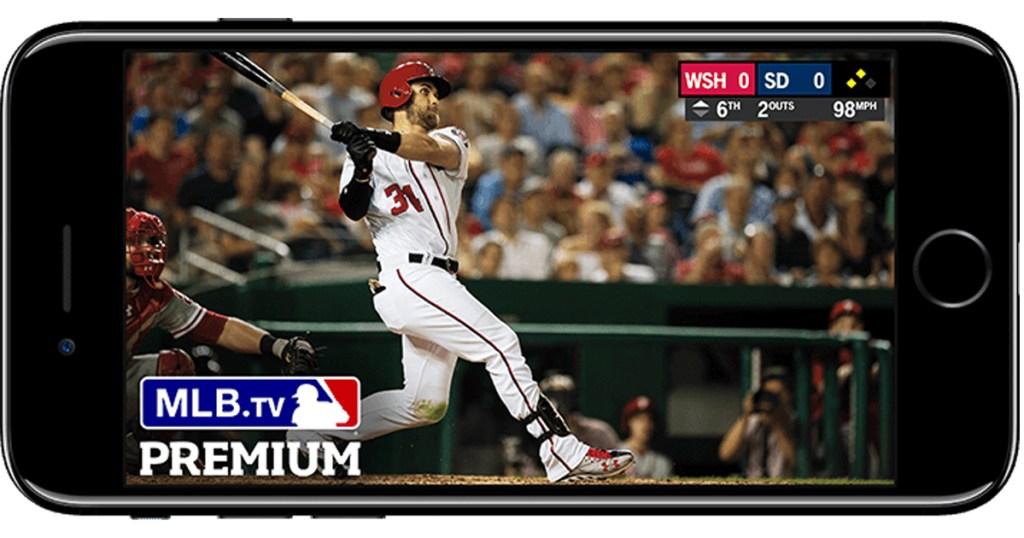 T-Mobile Customers: FREE MLB TV Premium Subscription ($112+ Value