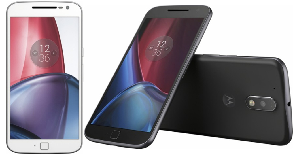 Moto G Plus Smartphone