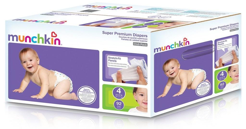 Munchkin Diapers