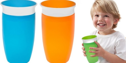 2 Pack Munchkin 360 Degree Sippy Cups Only $8.99 (Just $4.50 Per Cup) – Awesome Reviews