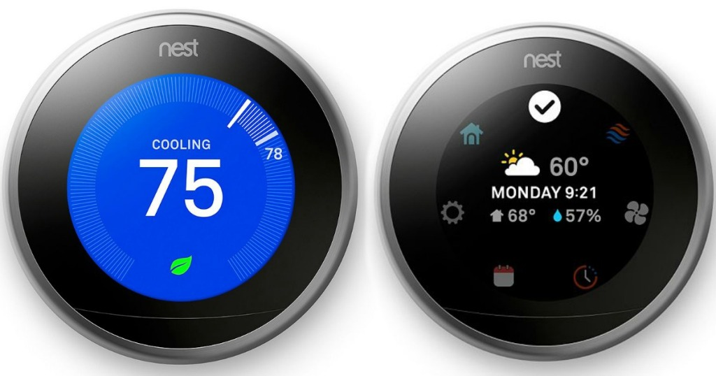 Kohl U0026 39 S  Nest Learning Thermostat 3rd Generation Only  220