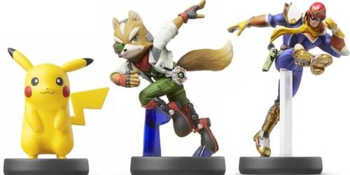 ToysRUs.com: Nintendo amiibo Figures 3 for $20 (Just $6.67 Each)