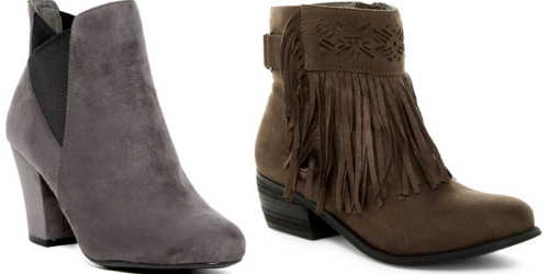 Nordstrom Rack: Up To 80% Off Women's Boots (BCBG, Sorel, Calvin Klein & More)