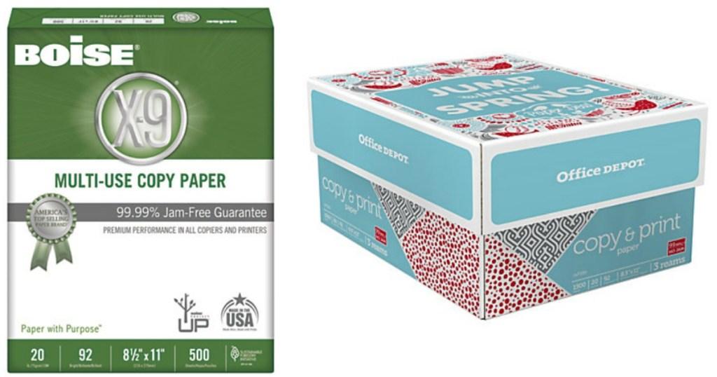 Office Depot Paper