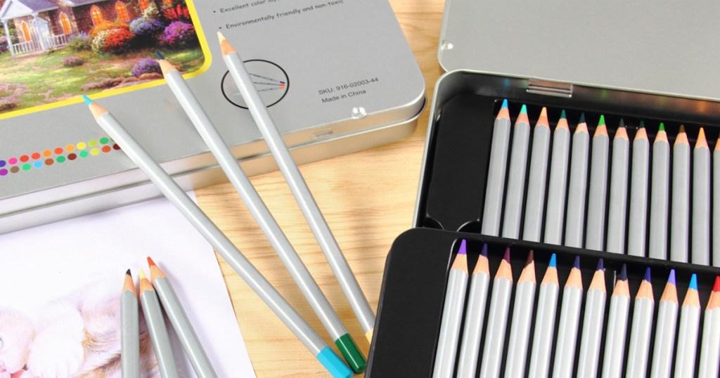Ohuhu Colored Pencil Set