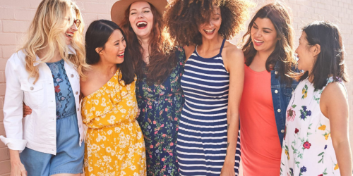 Old Navy: 50% Off All Dresses In Store & Online + More