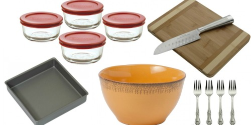 Oneida: Extra 30% Off = BIG Savings on Storage Containers, Baking Pans & More