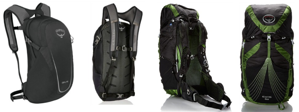 86bf85fa988 Or, if you'd prefer a smaller backpack more specifically made for everyday  use, snag this Black Osprey Packs Daylite Daypack for just $32.67  (regularly ...