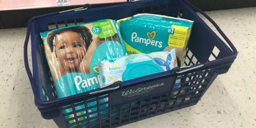 Walgreens: BIG Savings on Pampers Diapers and Wipes