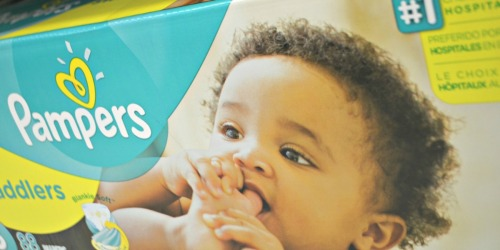 Amazon Family: Pampers Diapers as Low as ONLY 9¢ Each Shipped