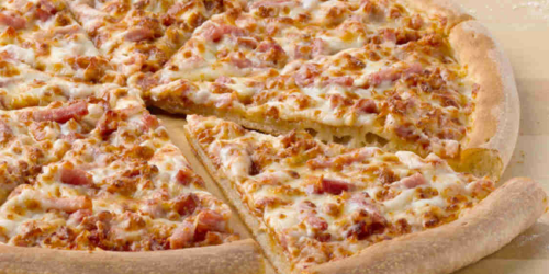Papa John's: Buy 1 Get 1 FREE Pizza Sale = TWO Large Pizzas Only $13