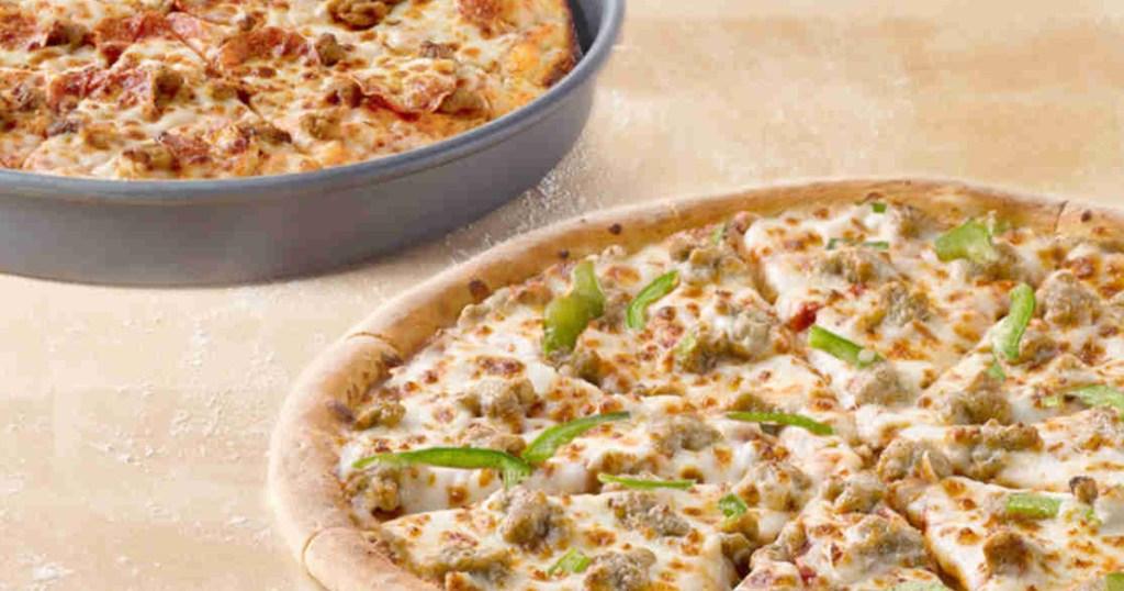 Papa John S 50 Off Any Pizza At Menu Price Hip2save