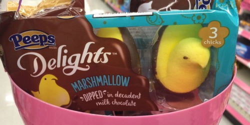 Target: Peeps Dipped Marshmallow Delights Only 69¢