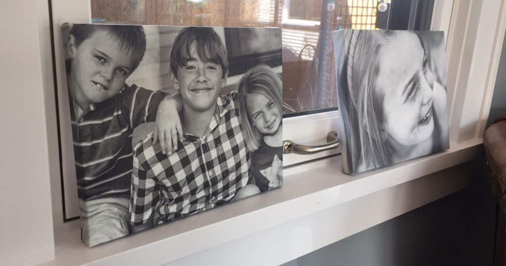 Photobarn Canvas Gallery Wraps