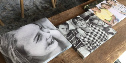 PhotoBarn: THREE 8″ x 10″ Canvas Prints ONLY $30 Shipped (Just $10 Each)