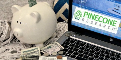 Join PineCone Research: Earn $3 for EVERY Survey You Complete
