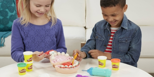 Play-Doh Doctor Drill 'n Fill Set Only $9.62