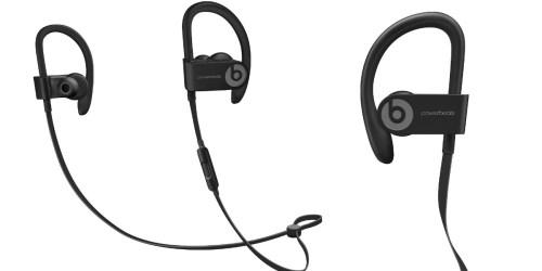 Best Buy: Black Powerbeats3 Wireless Headphones Only $129.99 Shipped (Reg. $199.99)