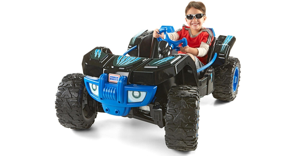 Power Wheels Ride On Vehicle