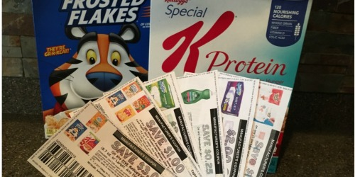 Top 6 Coupons To Print Now…
