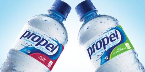 Propel Zero Calorie Water w/ Electrolytes Only $5 or Less Shipped on Amazon