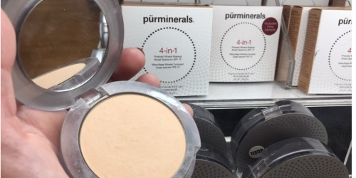 Ulta Beauty: 40% Off PÜR 4-in-1 Pressed Mineral Powder Foundation + More Deals