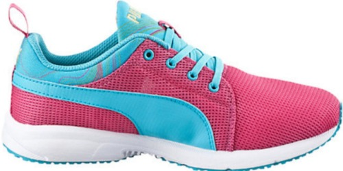 PUMA Private Sale: 75% Off + Free Shipping = Kids Running Shoes $19.99 Shipped (Reg. $55) + More