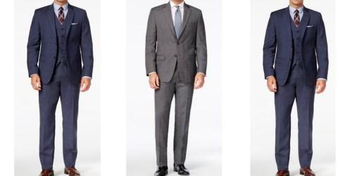 Macy's: Ralph Lauren Men's Suits Only $97.49 (Regularly $199.99)