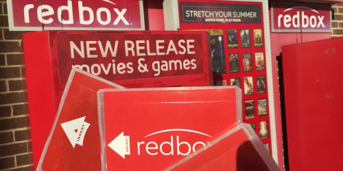 Redbox 10 Days of Deals (Text Offers)