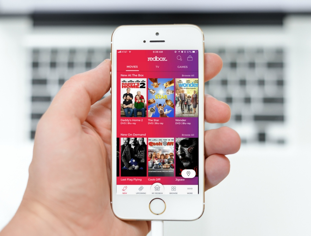 Redbox Mobile App