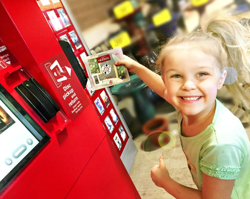 Redbox Pay it Forward