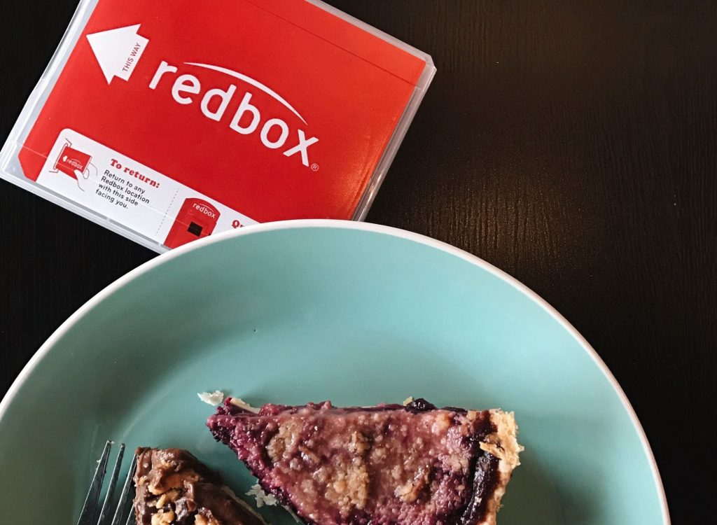 redbox perks