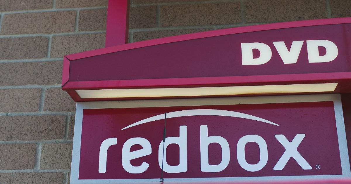Redbox front