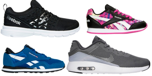 Finish Line: Men's Air Nike Max Running Shoes Only $49.98 (Regularly $99.99) + More Deals