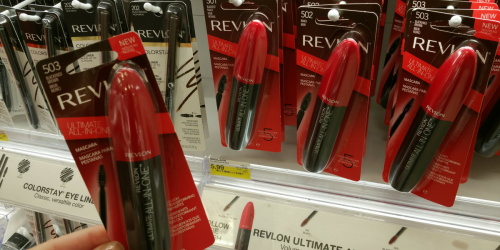 Target: Revlon Mascaras Only 99¢ Each – April 30th ONLY