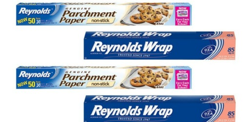 Target: Buy 3 Get 1 FREE Reynolds & Glad Food Storage Products (Starts 4/9)