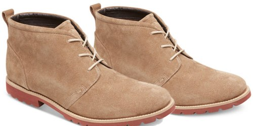 Rockport Men's Boots $39.99 Shipped (Reg. $140)