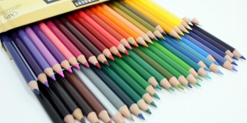 Sargent Coloring Pencils 50 Count Pack ONLY $5.10