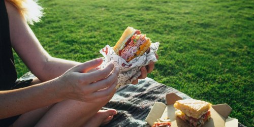 Schlotzsky's: FREE Small Sandwich w/ Chips & Drink Purchase (April 18th Only)