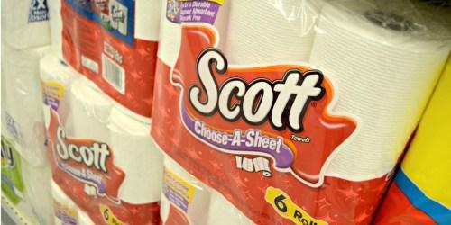 CVS: BIG Savings on Scott Bath Tissue and Paper Towels