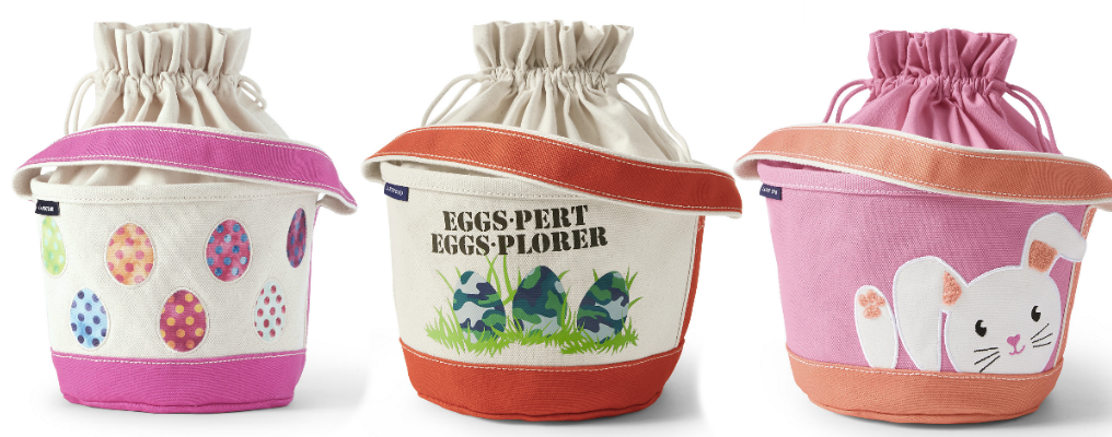 Easter Basket Totes