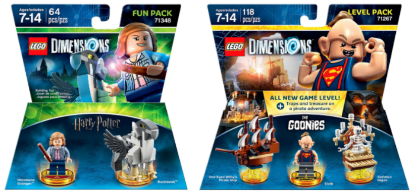 ToysRUs: 50% Off LEGO Dimensions Including Goonies + Save on
