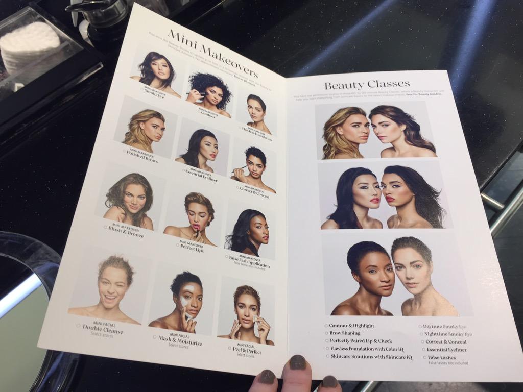 Sephora Beauty Classes