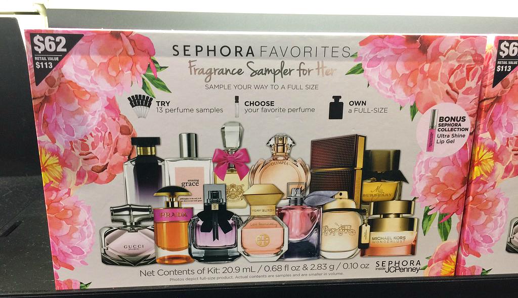 Sephora Fragrance