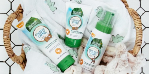 Target: 30% Off Seventh Generation Coconut Care Baby Products (Awesome Reviews)