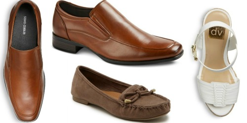 Target.com: Buy 1 Get 1 50% Off Shoes For The Family = Men's Loafers Only $8.99 (Reg. $39.99) + More
