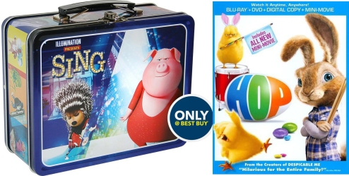 SING Lunch Box Hop Movie
