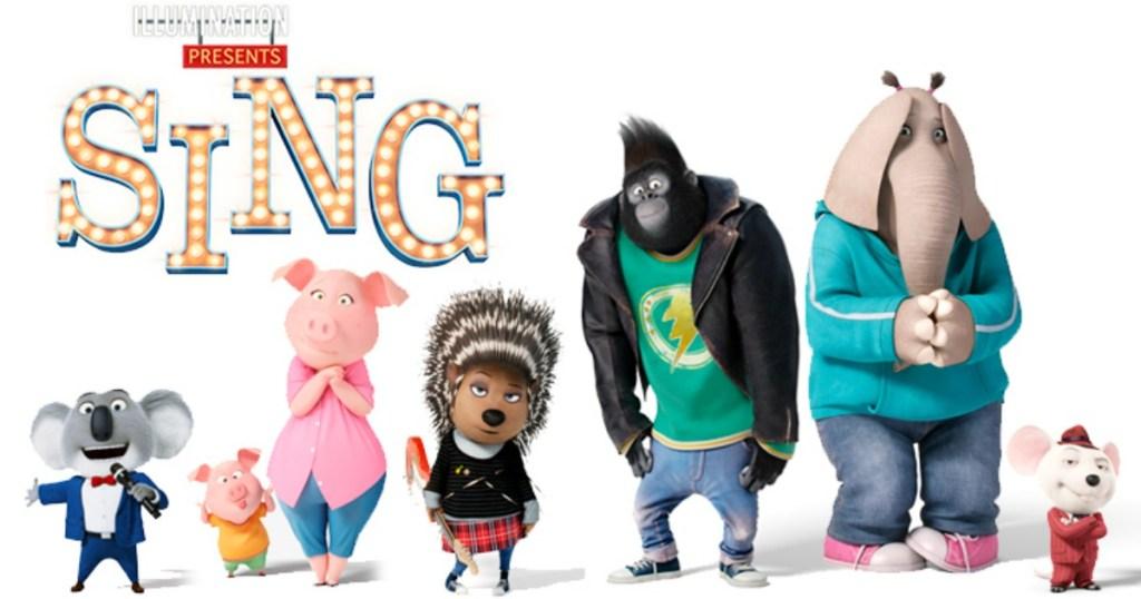 Sing Movie